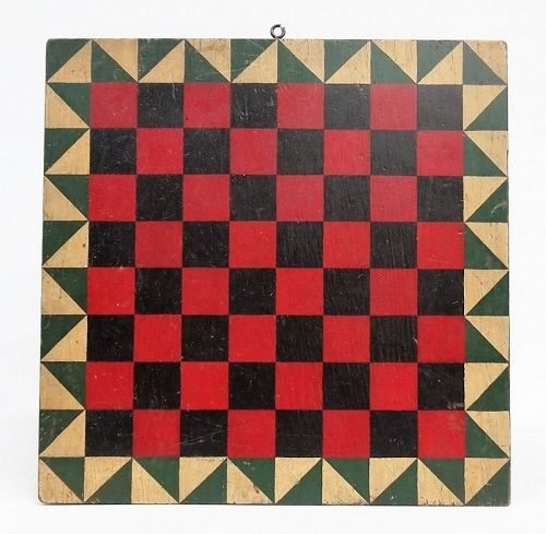 Polychrome Americana Game Board