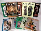 Rare Back Issues of �Arts of Asia� Magazine: 1976 through 1979