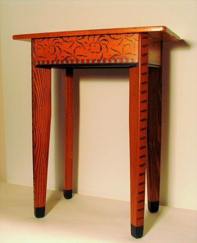 Artisan Crafted Console or Side Table, David Marsh