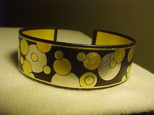 "VINTAGE TIFFANY & CO. ANGELA CUMMINGS DESIGNED ""BUBBLES "" CUFF"