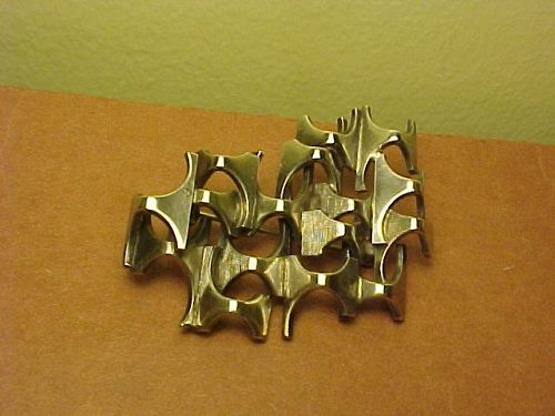 VINTAGE REY URBAN / A. FAUSING STERLING PIN /PENDANT THREE DIMENSIONAL