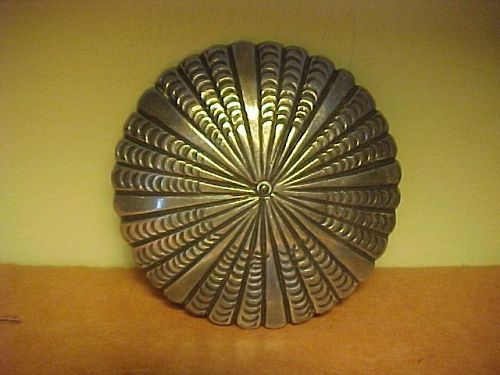 LARGE VINTAGE UITA 22 STERLING PIN / PENDANT