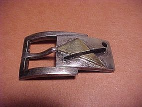 ANTONIO PINEDA MID CENTURY MODERN  BELT BUCKLE