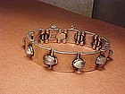 MAGNIFICENT ANTONIO PINEDA  MOONSTONE BRACELET