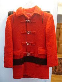 Vintage Child's Hudson's Bay Coat Sz 10 ~ Excellent!