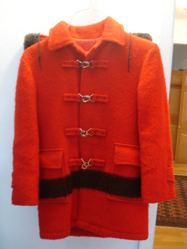Vintage Child's Hudson's Bay Coat Sz 10 ~ Excellent!