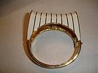 Modernist Marcel Boucher Runway Bracelet 07034