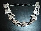 Margot de Taxco Mexican Sterling Silver Bracelet