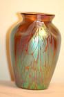 Loetz Glass Medici Vase Phanomen Gre 2/484 C:1902