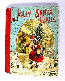 JOLLY SANTA CLAUS Children's Christmas Book