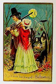 1910 Halloween Post Card
