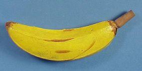 Vintage German Halloween Banana Noisemaker