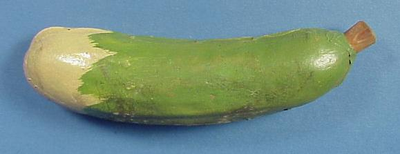 Vintage German Halloween Cucumber Noisemaker