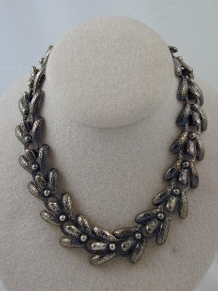 Rebajes Steel Multi-Link Necklace
