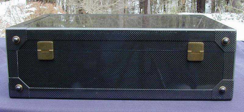 Hermes Carbon Fiber Briefcase - Fabulous!