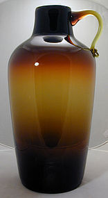 Indiana Handcraft Glass Demijohn