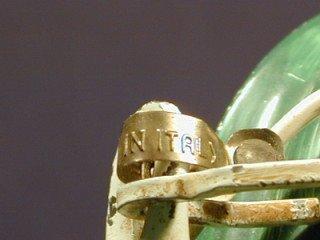 Italian Toleware 6 Light Chandelier