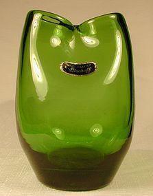 Bischoff Pinch Vase