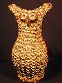 Haegar Owl Vase