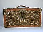 Louis Vuitton Train Case - Travel in Style!