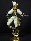 A.VE.M. Signed Murano Figurine of a Dancer