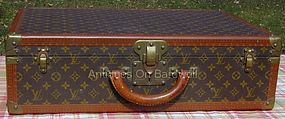 Louis Vuitton Suitcase Trunk - Travel in Style!