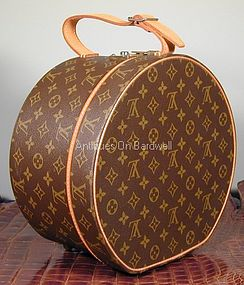 Louis Vuitton Monogram Hatbox