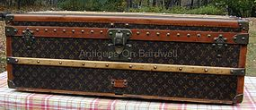 Louis Vuitton Monogram Trunk