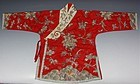 CHINESE EMBROIDERED SILK CHILDS JACKET E20THC