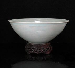 12TH C SOUTHERN SONG QINGBAI INCISED BOWL