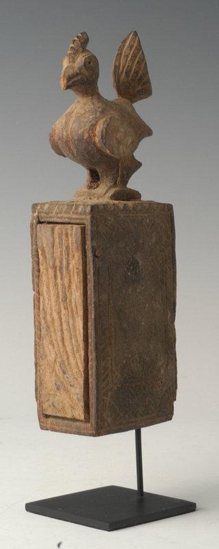 19th Century, Burmese Wooden Textile Tool