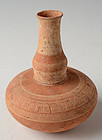9th Century, Haripunchai Pottery Vase