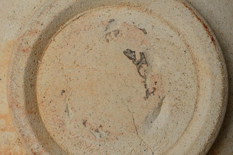 14th-16th C., Sukhothai Pottery Bottle Vase