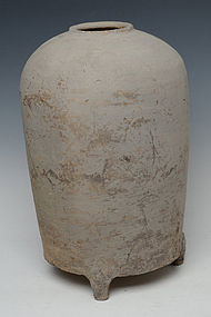 Han Dynasty, Chinese pottery granary jar