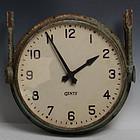 GENTS, British Railway Station Clock