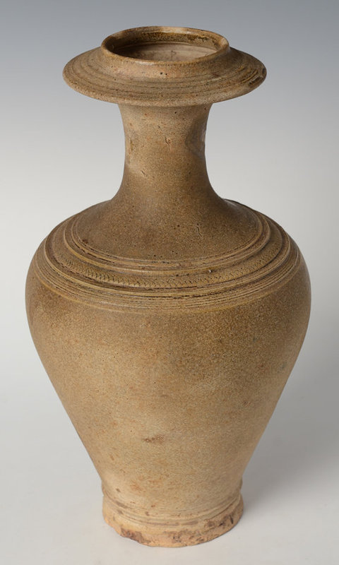 11th Century, Kulen period, Khmer Pottery Vase