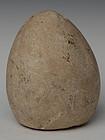2-3 B.C., Afghanistan, Rare Bactrian Hardstone Weight