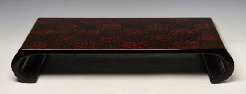 Early 20th Century, Showa, Japanese Wooden Lower Table