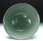 A Sukhothai Celadon Bowl