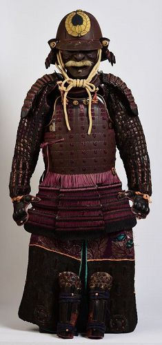 Late 17th - Early 18th C., Momoyama, A Set of Japanese Samurai Armor