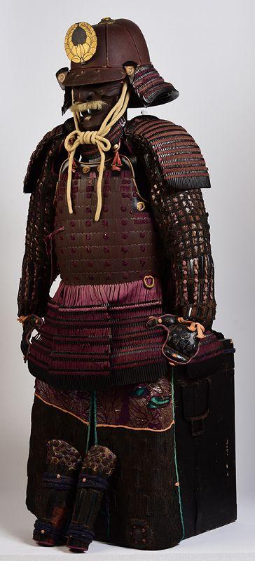 Late 17th - Early 18th C., Momoyama, A Set of Japanese Samurai Armor