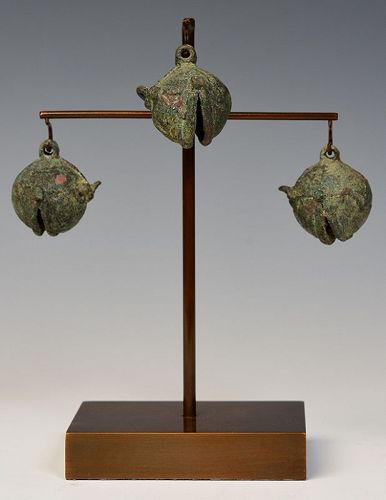 2,500 - 3,000 Years, A Set of Dong Son Bronze Bells