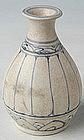 Hoi An Vietnamese Blue and White Vase