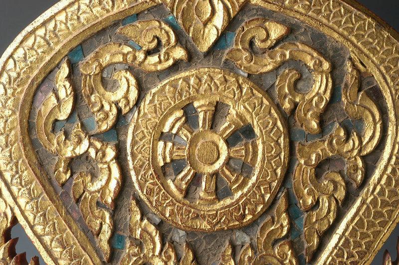 19th Century, Thai Wood Carving