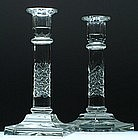 A Pair of Nice French Candle Holders