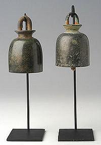 16th Century, Khmer Bronze Bell