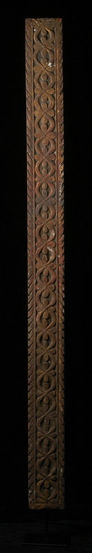 19th Century, Thai Wooden Carving