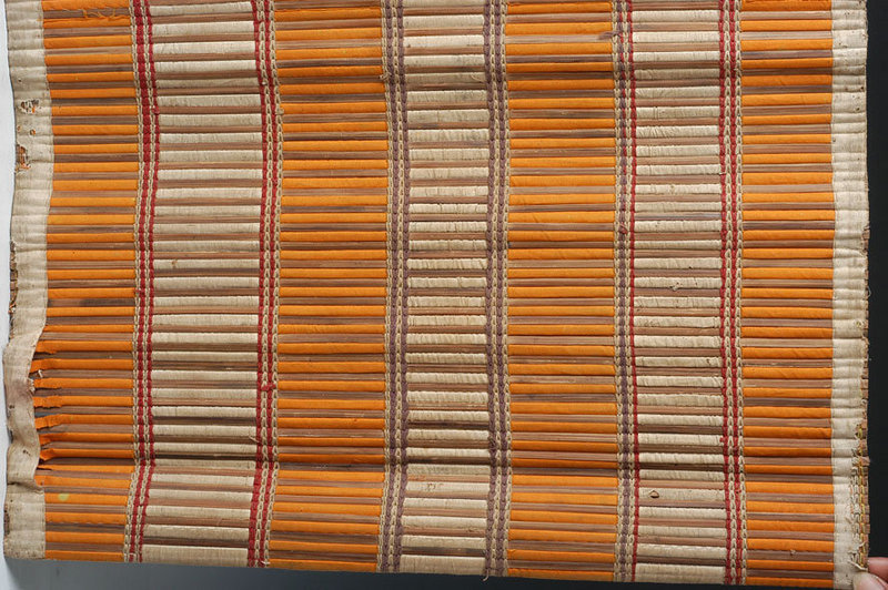 19th Century, Burmese Textile for Wrapping Manuscript