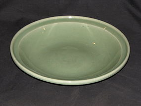 A fine Longquan celadon dish.
