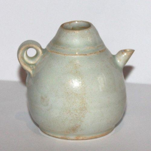A miniature Qingbei ewer.
